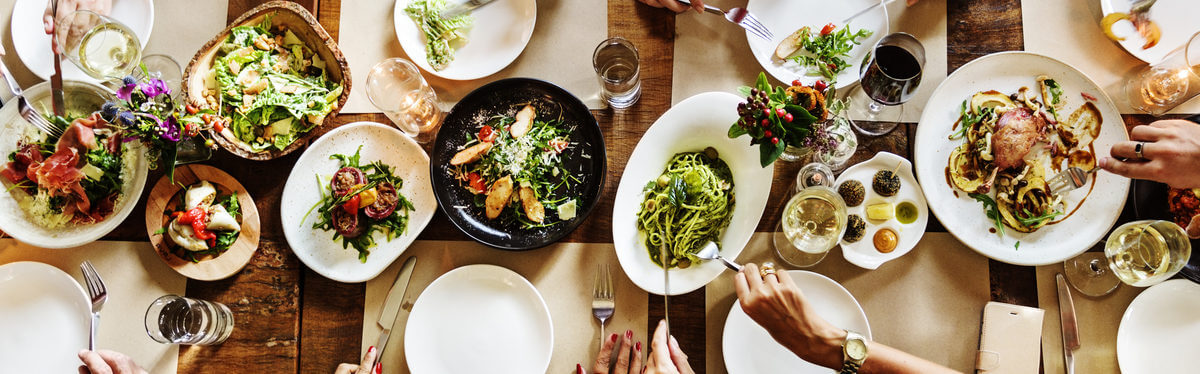 Check Please: A Guide to Eating Out with Friends